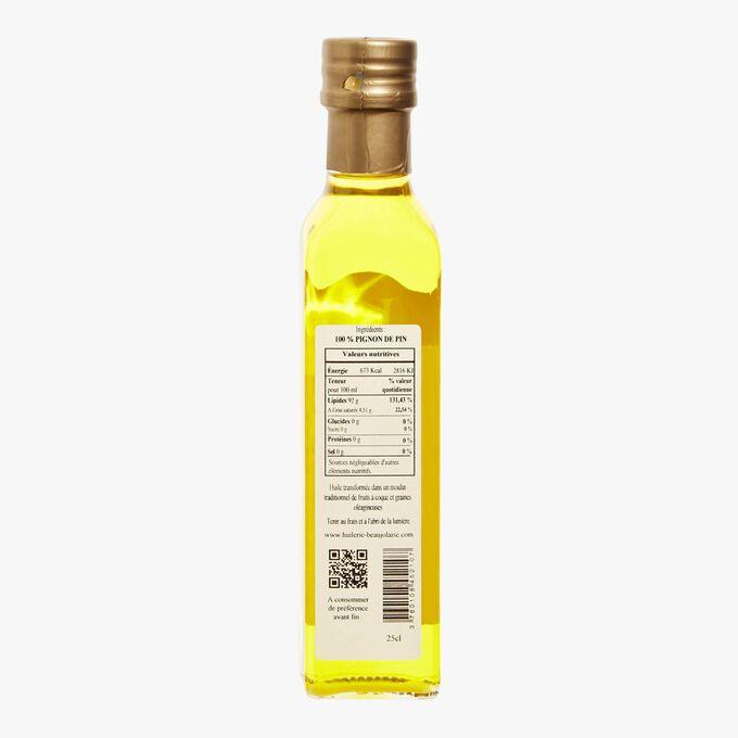 Virgin pine nut oil Huilerie Beaujolaise