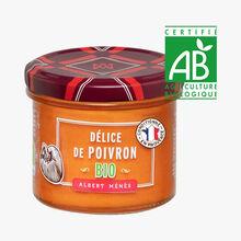 Crème de poivron Pimiento del piquillo Albert Ménès