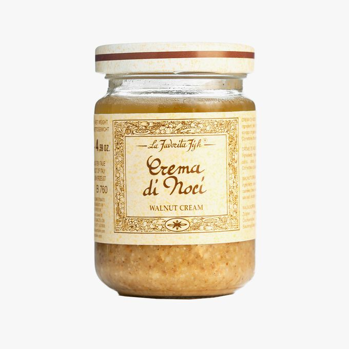 Walnut cream sauce La Favorita