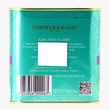 Earl Grey Classic - boîte métal 125 g Fortnum & Mason's