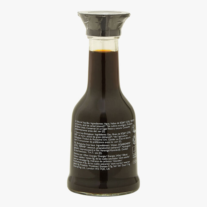 Organic Soy Sauce Clearspring