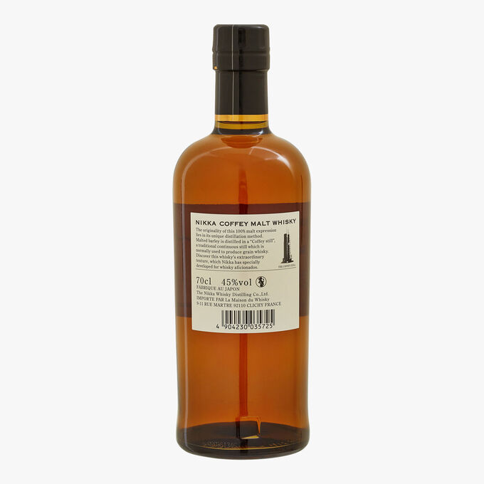 Whisky Nikka Coffey Malt Distillerie Nikka Whisky