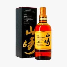 Whisky The Yamazaki, 12 ans d'âge Suntory