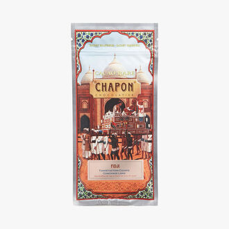 Tablette de chocolat noir Fidji 74% de cacao minimum Chapon