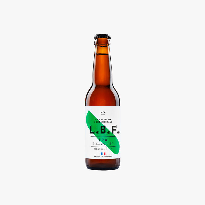 Bière IPA La Brasserie Fondamentale