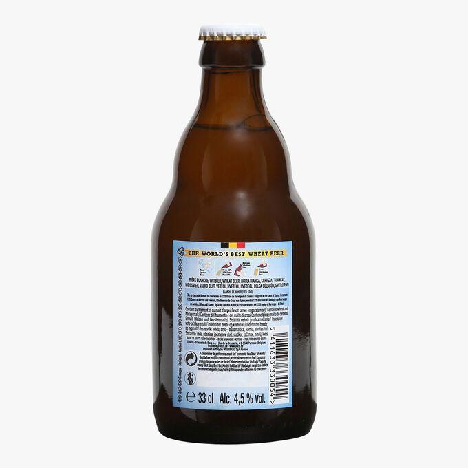 Du Boq Blanche de Namur beer Brasserie Du Bocq