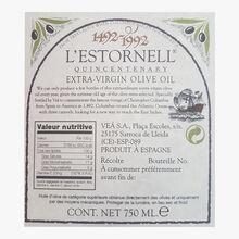 Coffret d'huile d'olive vierge extra - Christophe Colomb L'Estornell