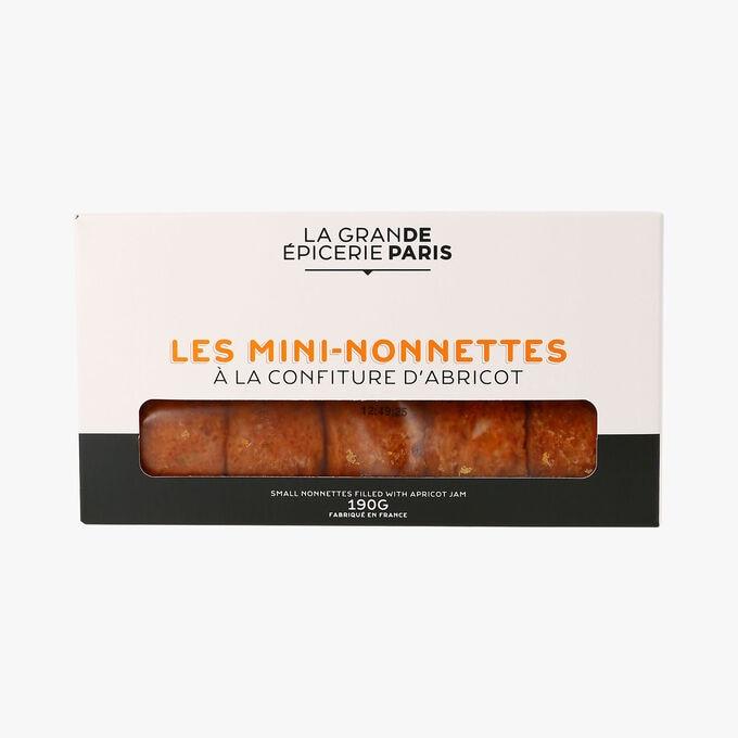 Les mini-nonnettes à la confiture d'abricot La Grande Épicerie de Paris