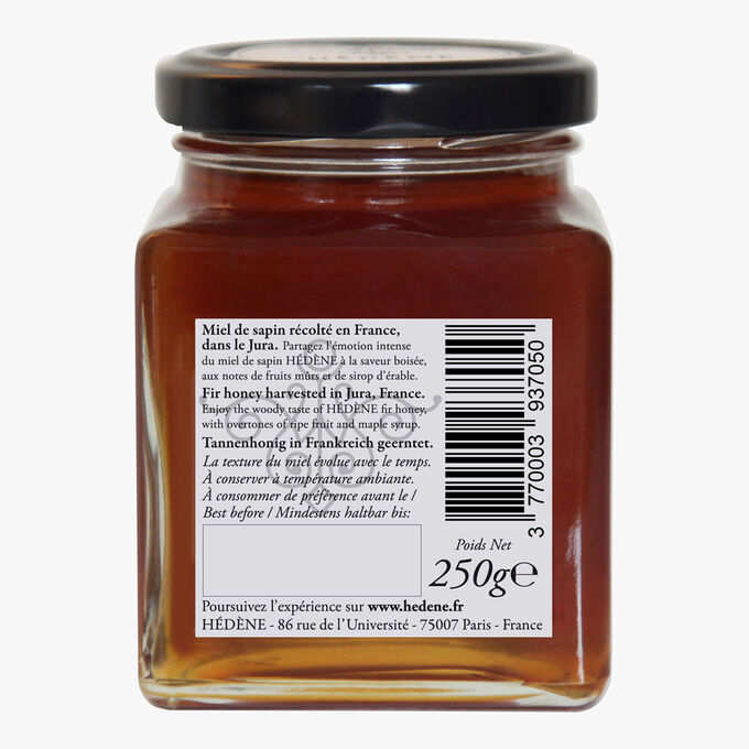 Pine honey from Jura Hédène