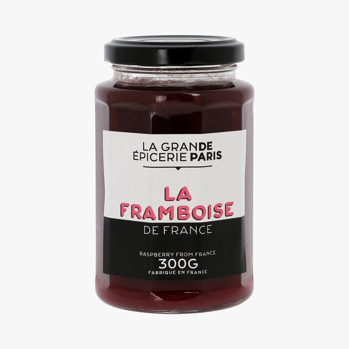 French raspberries La Grande Épicerie de Paris
