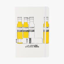Carnet huiles La Grande Épicerie de Paris