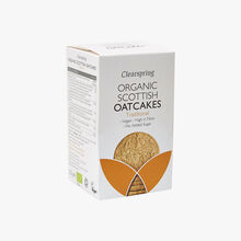 Biscuits d'avoine biologique Clearspring