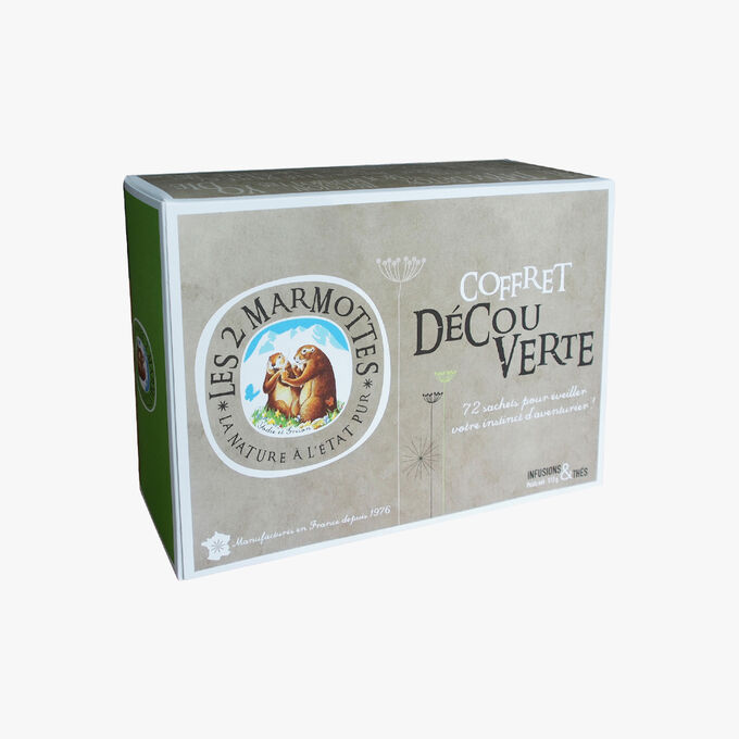 Introductory gift set Les 2 Marmottes