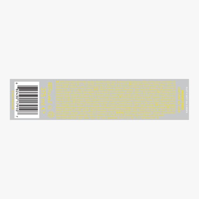 Eau minérale gazeuse aromatisée citron & concombre Voss