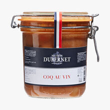 Coq au vin Maison Dubernet