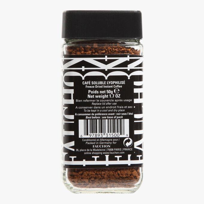 Pure Arabica instant coffee Fauchon