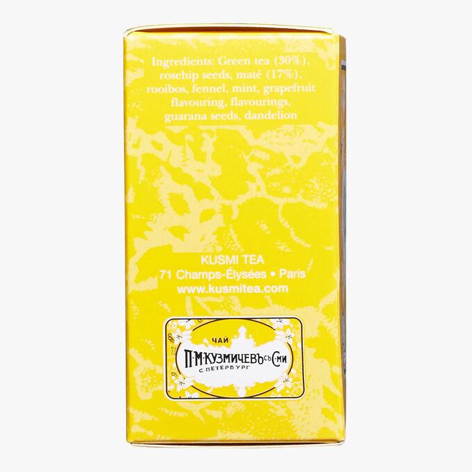 BB Detox, box of 20 teabags Kusmi Tea