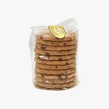 Les Bons Sablés dark chocolate biscuits Maison Toussaint
