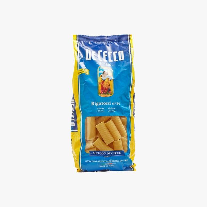 Rigatoni Pasta N° 24 De Cecco