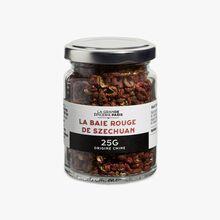 Baie de Szechuan rouge  La Grande Épicerie de Paris