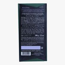 Tablette chocolat noir 64% mendiant Weiss