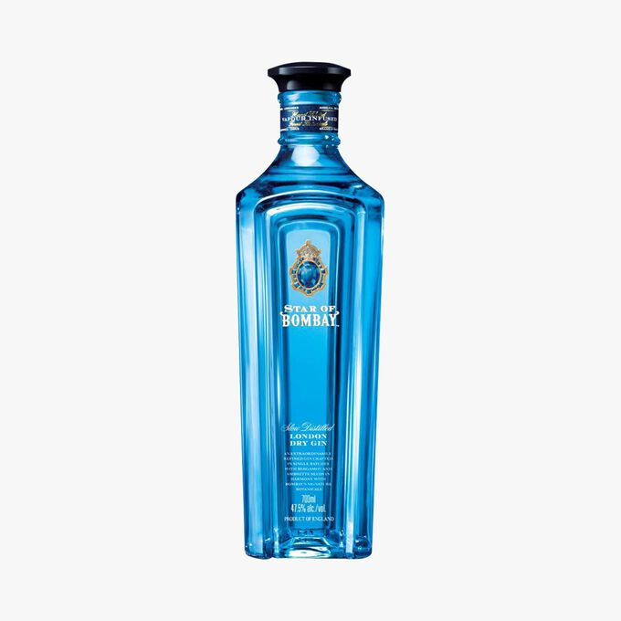 Gin Star of Bombay Bombay Sapphire