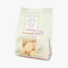 Croutons with the natural flavours of garlic and olive oil Albert Ménès