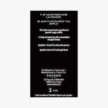 Apple-flavoured black tea Fauchon