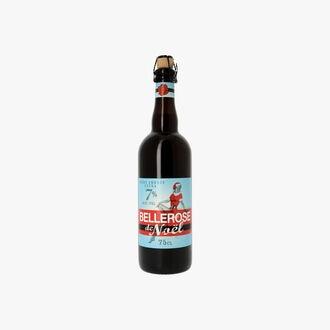 Bellerose de Noël beer Brasserie des Sources
