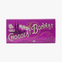 Dark chocolate 75 % cocoa from Cuba Bonnat
