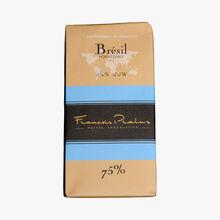 Brazil bar 75 % Pralus
