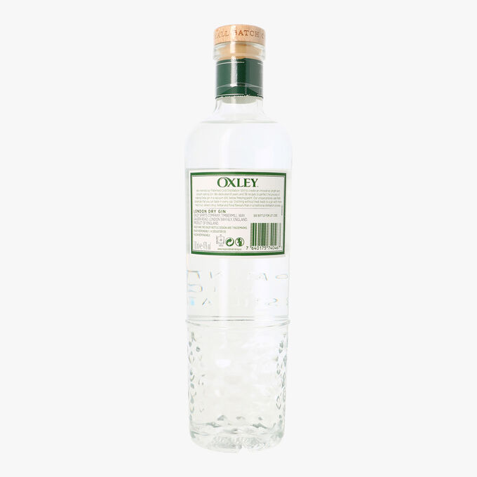 Gin Oxley Oxley