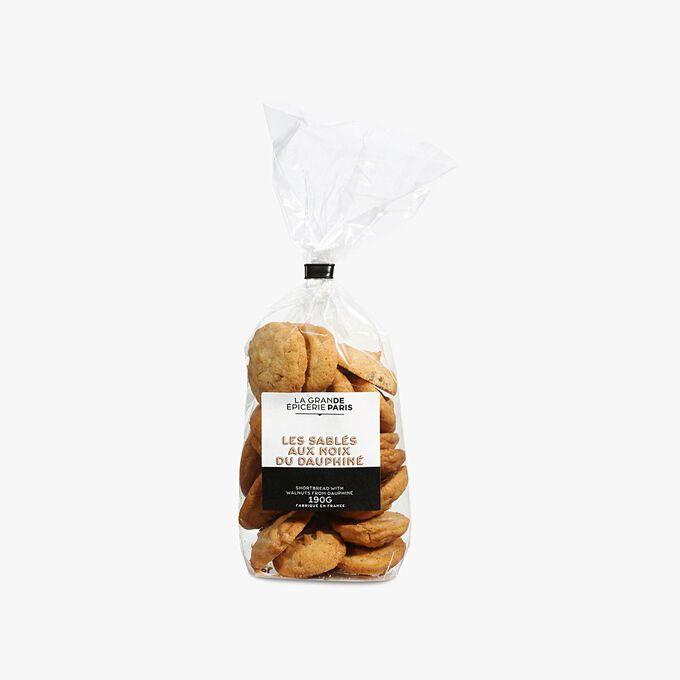 Sablés aux noix du Dauphiné La Grande Épicerie de Paris