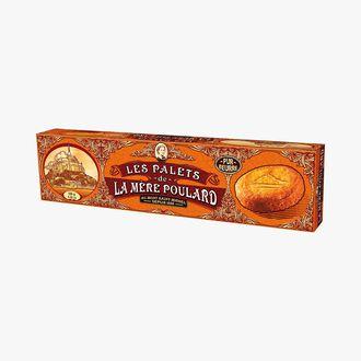 Shortbread biscuits La mère Poulard