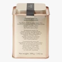 Thé vert parfumé Miss Dammann N° 477 Dammann Frères