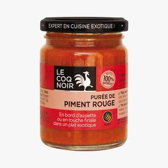 Purée de piment rouge Le Coq Noir