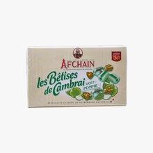 Les Bêtises de Cambrai - goût pomme Afchain