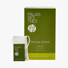 Sencha Ariake, Japanese green tea, 20 muslin teabags Palais des Thés