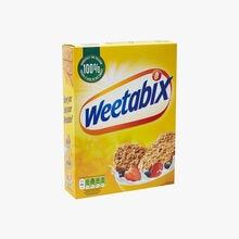Céréales de blé complet avec vitamines et fer Weetabix