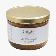 La moussaka de canard Castaing
