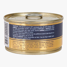 Bloc foie gras de canard du Sud-Ouest 70 % morceaux Maison Dubernet