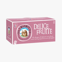 Fruity delight infusion Les 2 Marmottes