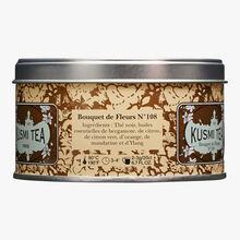 Bouquet of Flowers No.108 metal tin Kusmi Tea