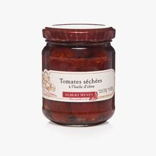 Sundried tomatoes in olive oil Albert Ménès