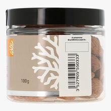Amandes à la truffe Tuber melanosporum 1% La Cave à Truffes