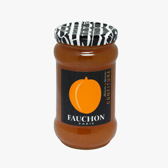 Confiture d'abricots Fauchon