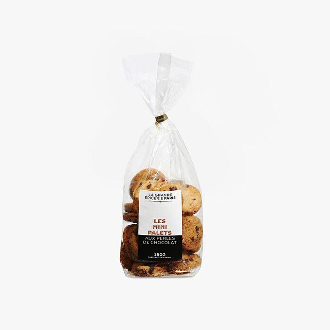 Mini palets aux perles de chocolat La Grande Épicerie de Paris