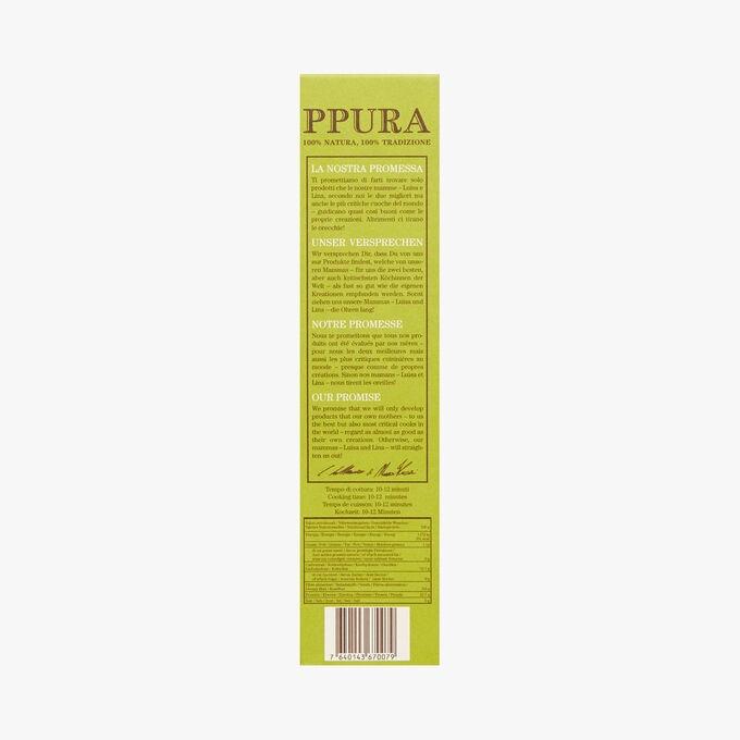 Organic Papardelle pasta Ppura