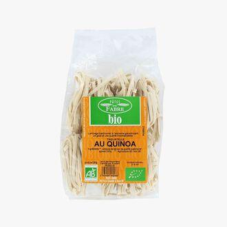 Organic quinoa tagliatelle Pâtes Fabre