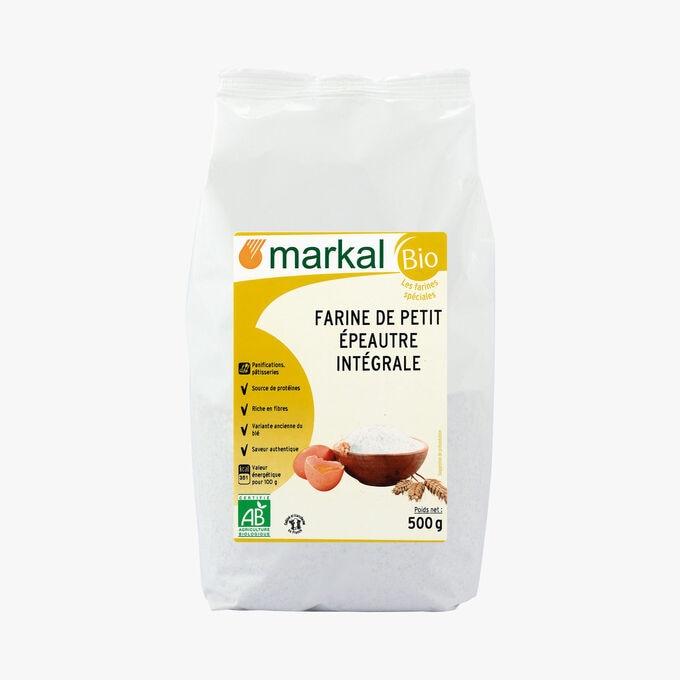 Farine de petit épeautre intégrale Markal